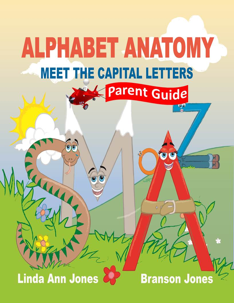 Alphabet Anatomyhelping Parents Promote Literacy Alphabet Anatomy