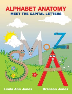 front cover of Meet the Capital Letters - Available on Amazon