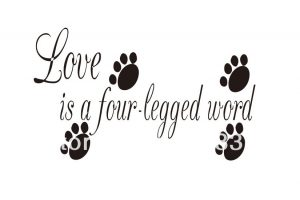love-is-a-four-legged-word-decal-wall-vinyl-decor-sticker-home-decoration-cat-dog-font